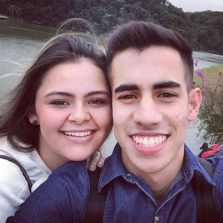 Lucas e Regina